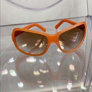 Vintage Peach Dolce & Gabbana Sunglasses (no case)